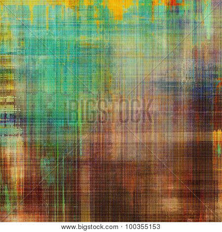 Abstract background or texture. With different color patterns: yellow (beige); brown; blue; green