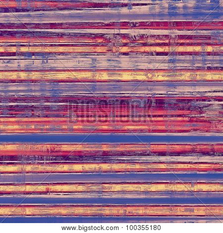 Old texture - ancient background with space for text. With different color patterns: yellow (beige); blue; pink; purple (violet)