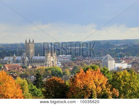 Canterbury City and Cathedral