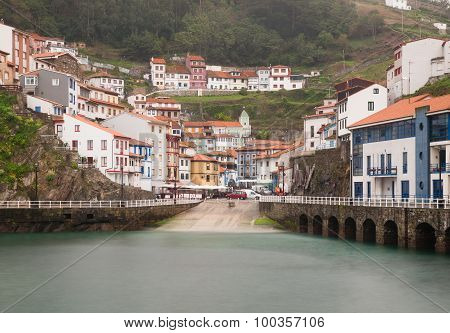 Village Of Cudillero