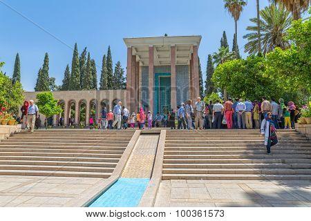 Saady Mausoleum