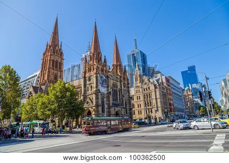 Melbourne St.Paul Cathedral