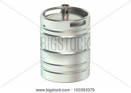 Beer Metallic Kegs