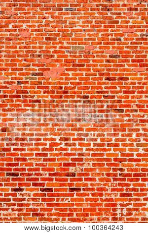 brick wall texture or background