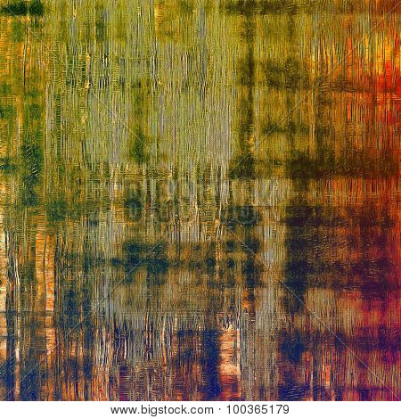 Abstract background or texture. With different color patterns: yellow (beige); blue; green; red (orange)
