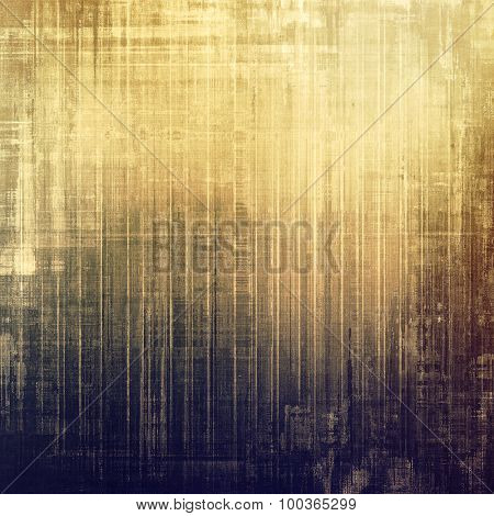 Old antique texture or background. With different color patterns: yellow (beige); brown; gray; purple (violet)