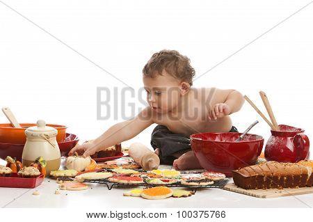 Baking Fun