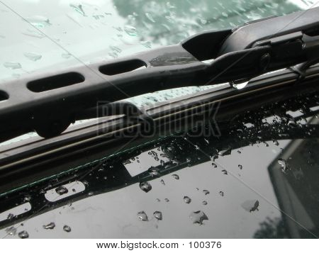 Wet Car Wiper