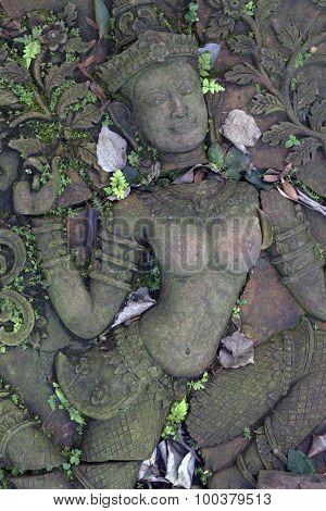 stone Godess