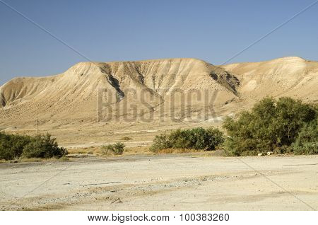 Israel Desert Mountains