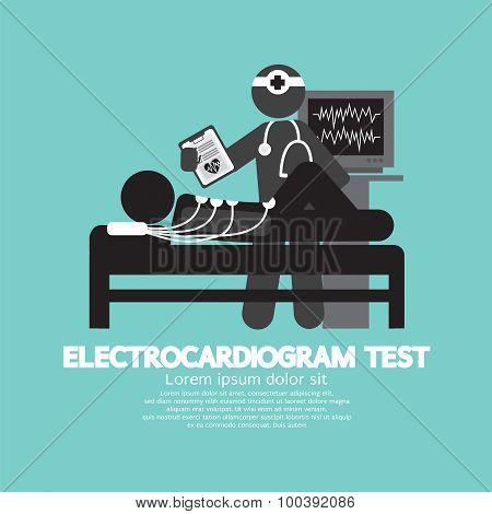 Electrocardiogram Test.