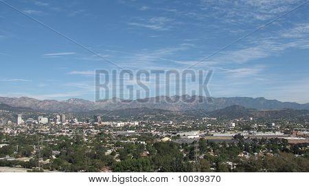 Burbank Panorama