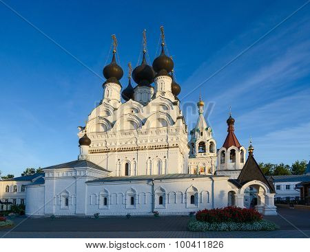 Golden Ring Of Russia, Murom. Holy Trinity Convent