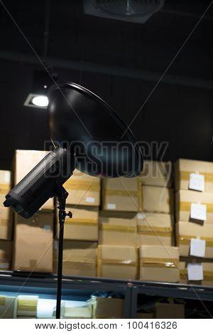 Studio Strobe Light / Studio Light / Studio Light In Photography Studio