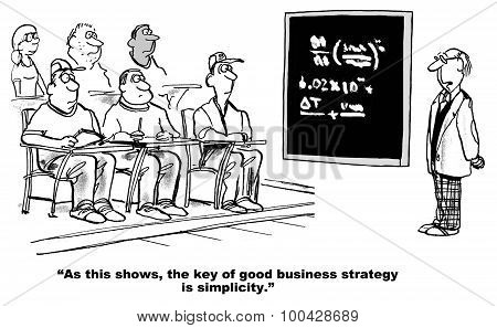 Simplicity in Business Strategy