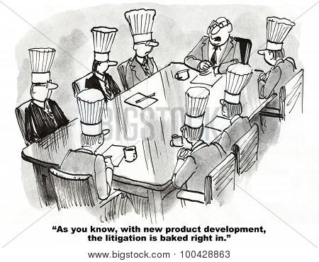 New Product Litigation