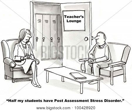 Post Assessment Stress Disorder