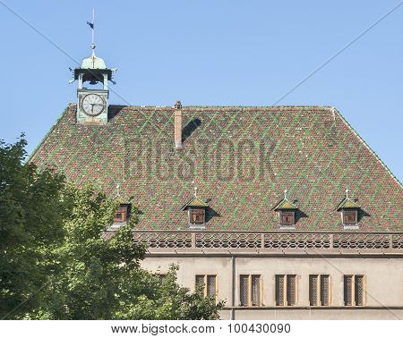 Ornamented Roof