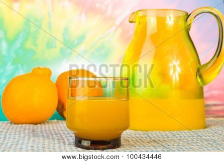 Breakfast Starter - Orange Juice