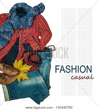 American Cowgirl Style Costume Still Life Background