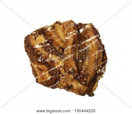 Freshly baked Hazelnut Danish