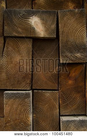 Texture of different piece of wood