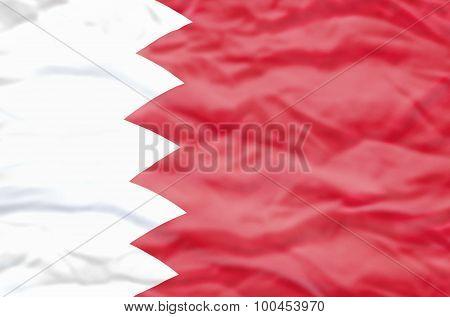 Bahrain flag.
