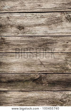 Wooden Ragged Grey Texture Background