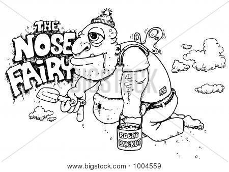 The Nose Fairy