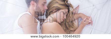 Couple Sleeping Position