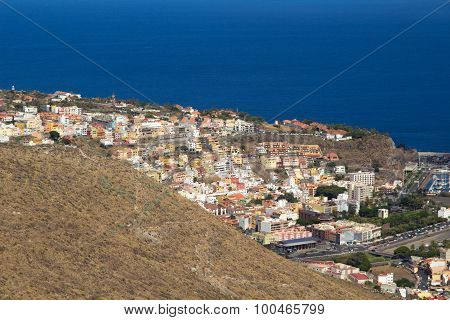 La Gomera, Canary Islands, Main Town San Sebastian De La Gomera