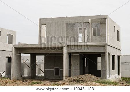 Precast Building-