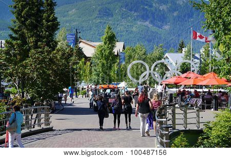 Wonderful Whistler
