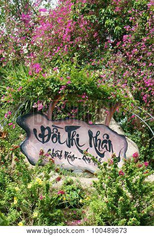 Han Mac Tu, Vietnamese poet, Genh Rang, Quy Nhon