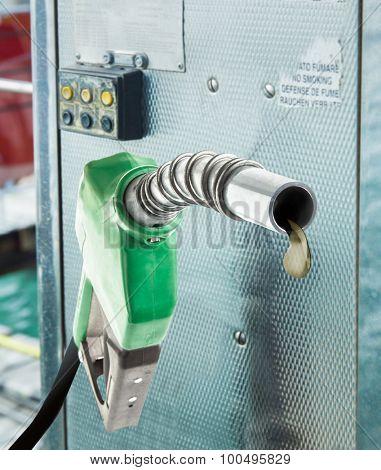 Last drop of fuel