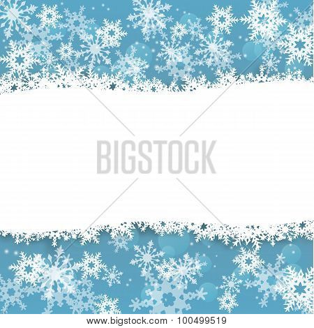 abstract winter holidys background, illustration