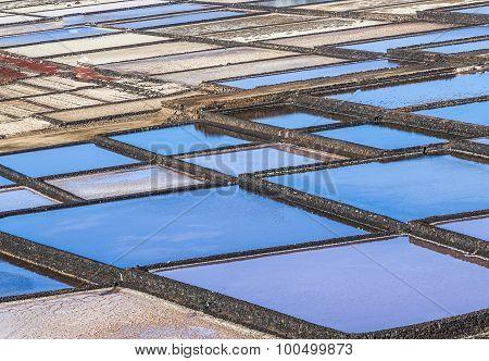 Salt Refinery, Saline From Janubio