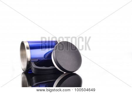 bottle isolated on white background