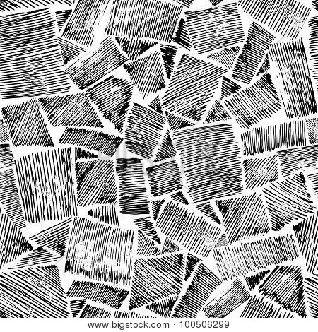 Sketch texture.