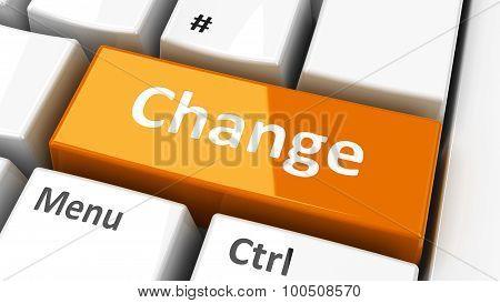 Computer Keyboard Change
