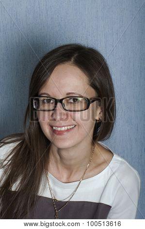 Friendly Looking Woman