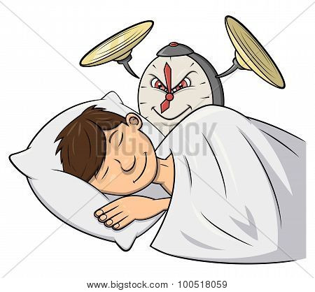 Cruel clock 2
