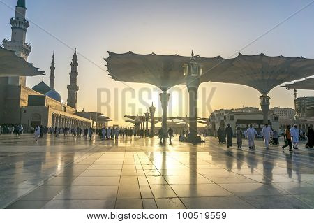 Nabawi mosque