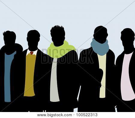 Trendy Men