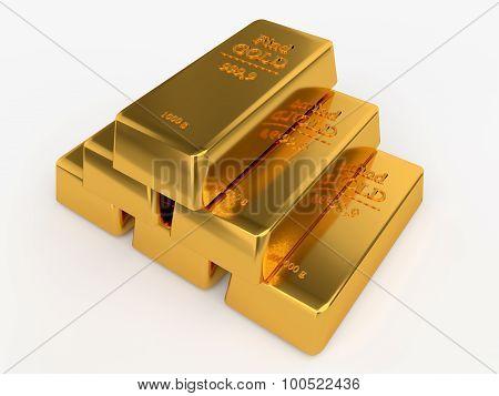 Bullions Of Gold