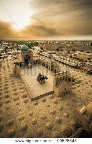 Panorama Of Bukhara, Uzbekistan