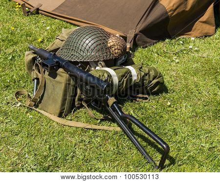 Equipment Second World War