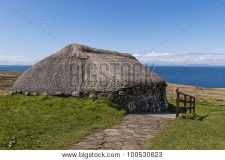 Farmhouse Skye Museum Of Island Life
