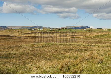Landscape Elishader Isle Of Skye