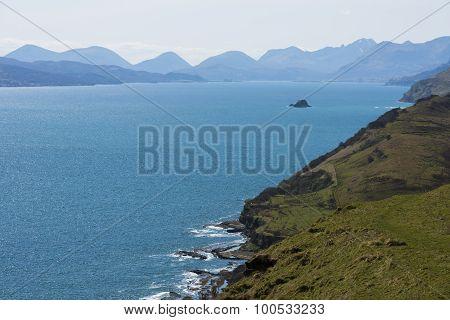 Sea Isle Of Skye View